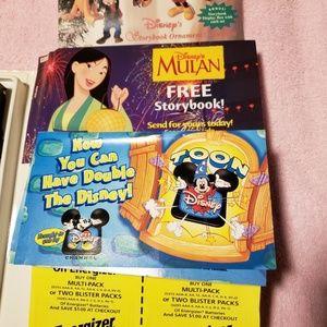 Disney Other - Disney's Masterpiece Mulan Used VHS
